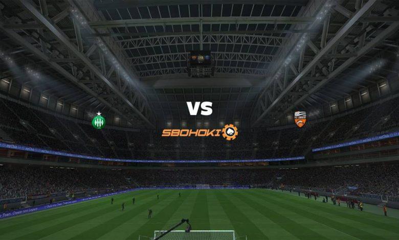 Live Streaming  St Etienne vs Lorient 8 Agustus 2021 1