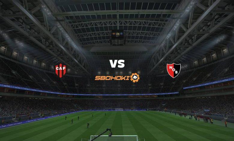 Live Streaming  Patronato vs Newell's Old Boys 2 Agustus 2021 1
