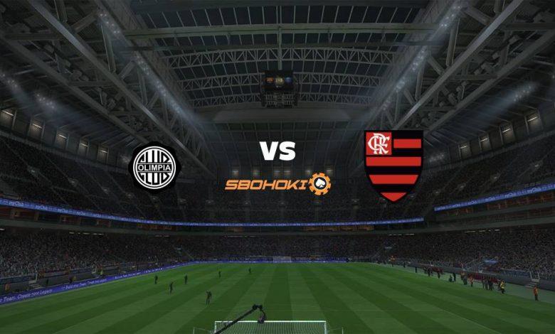 Live Streaming  Olimpia vs Flamengo 11 Agustus 2021 1