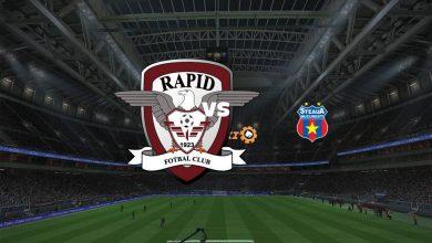 Photo of Live Streaming  Rapid Bucuresti vs FCSB 15 Agustus 2021