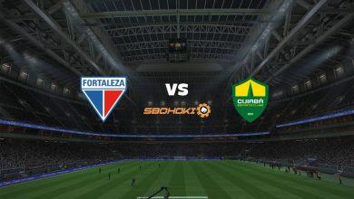 Photo of Live Streaming  Fortaleza vs Cuiabá 31 Agustus 2021