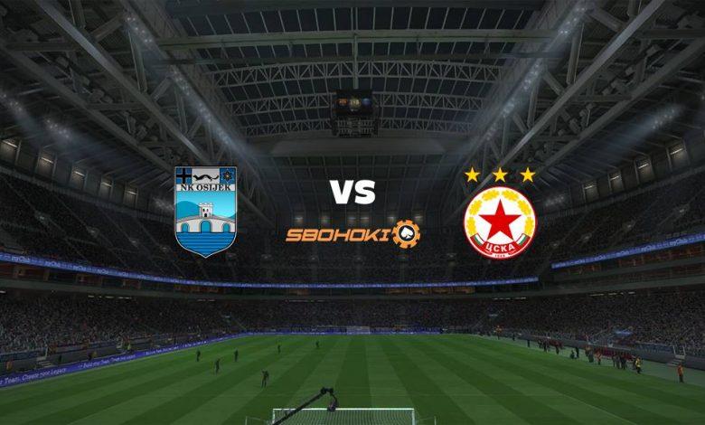 Live Streaming  Osijek vs CSKA Sofia 12 Agustus 2021 1