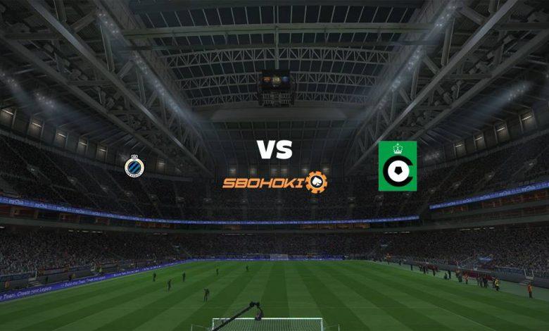 Live Streaming  Club Brugge vs Cercle Brugge KSV 6 Agustus 2021 1
