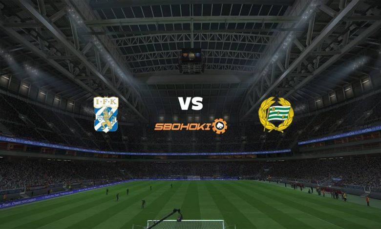 Live Streaming  IFK vs Hammarby 8 Agustus 2021 1