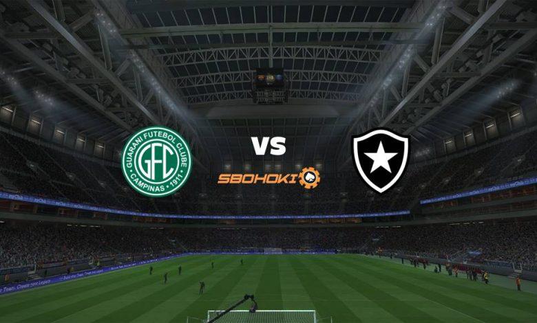 Live Streaming  Guarani vs Botafogo 18 Agustus 2021 1