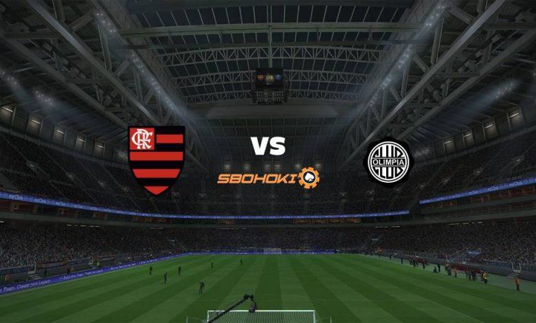 Live Streaming  Flamengo vs Olimpia 18 Agustus 2021 1