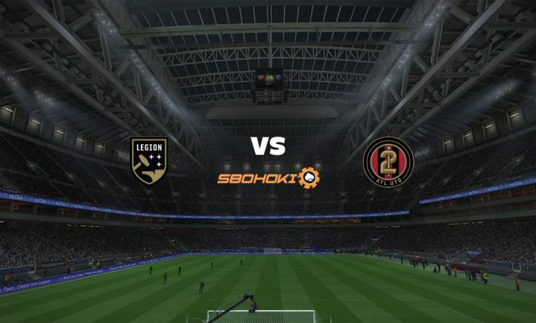 Live Streaming  Birmingham Legion FC vs Atlanta United 2 31 Juli 2021 1