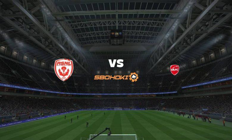 Live Streaming  AS Nancy Lorraine vs Valenciennes 14 Agustus 2021 1
