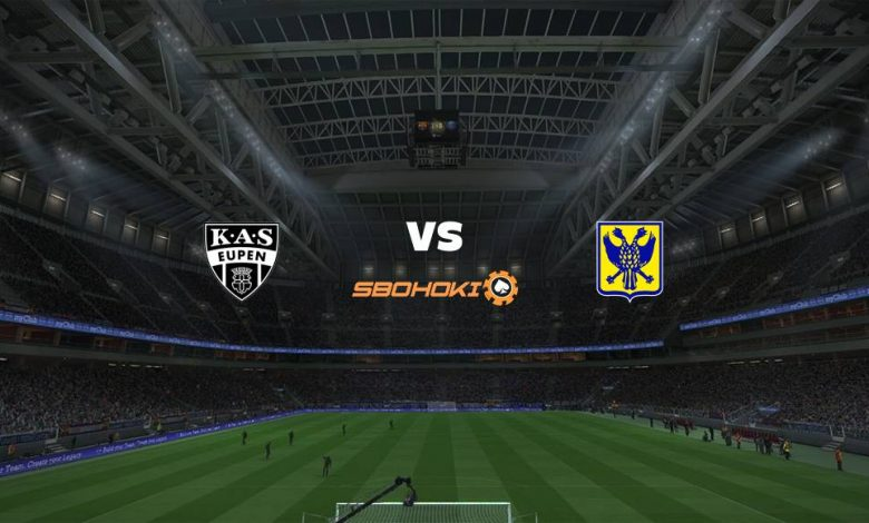 Live Streaming  Eupen vs Sint-Truidense 14 Agustus 2021 1