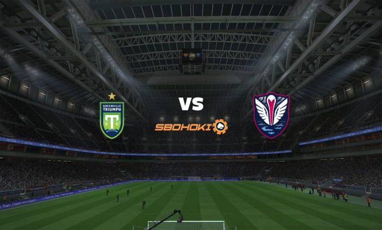 Live Streaming  Greenville Triumph vs South Georgia Tormenta FC 7 Agustus 2021 1