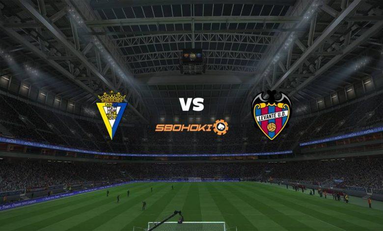 Live Streaming  Cádiz vs Levante 14 Agustus 2021 1