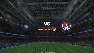 Photo of Live Streaming  Pumas UNAM vs Atlético San Luis 8 Agustus 2021