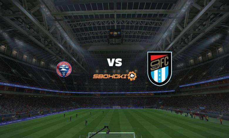 Live Streaming  Olmedo vs 9 de Octubre 17 Agustus 2021 1