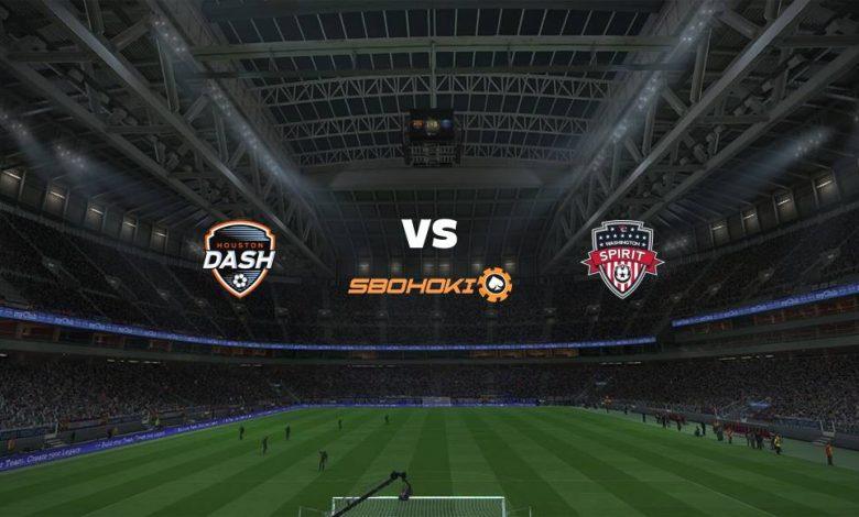 Live Streaming  Houston Dash vs Washington Spirit 14 Agustus 2021 1