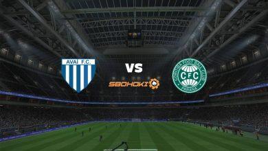 Photo of Live Streaming  Avaí vs Coritiba 20 Agustus 2021