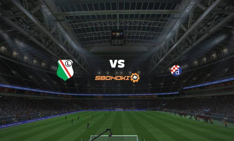 Live Streaming  Legia Warsaw vs Dinamo Zagreb 10 Agustus 2021 1