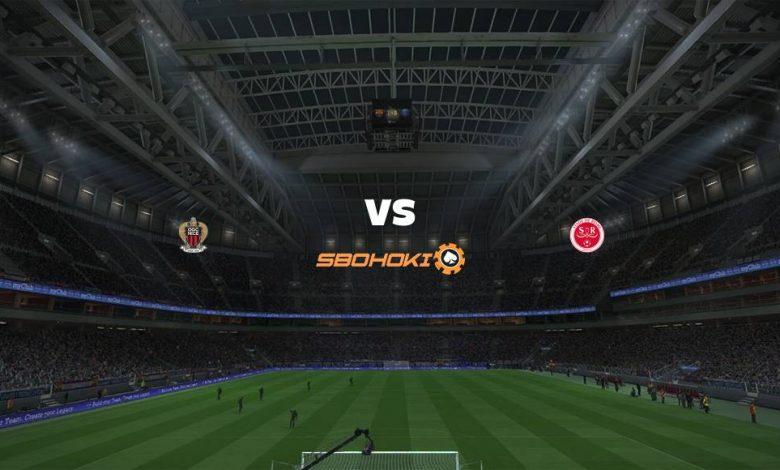 Live Streaming  Nice vs Reims 8 Agustus 2021 1