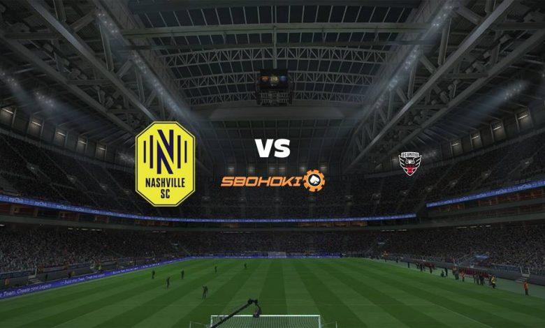 Live Streaming  Nashville SC vs DC United 15 Agustus 2021 1