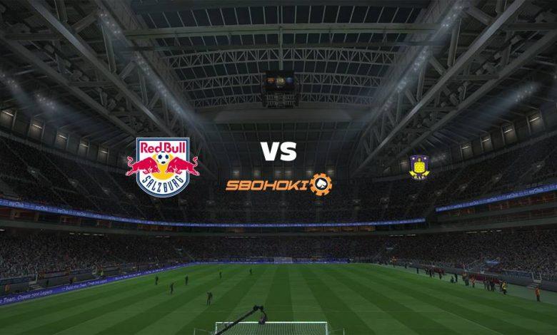 Live Streaming  FC Salzburg vs Brøndby 17 Agustus 2021 1
