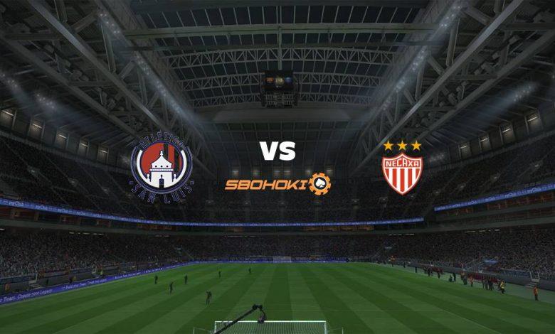 Live Streaming  Atlético San Luis vs Necaxa 13 Agustus 2021 1