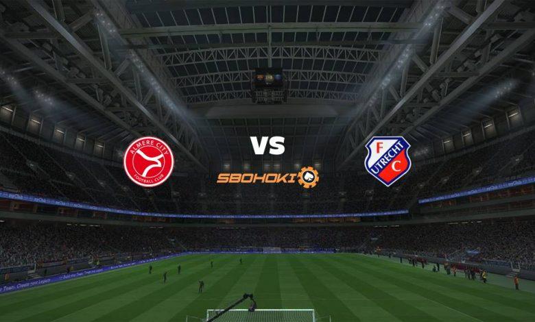 Live Streaming  Almere City vs Jong FC Utrecht 13 Agustus 2021 1