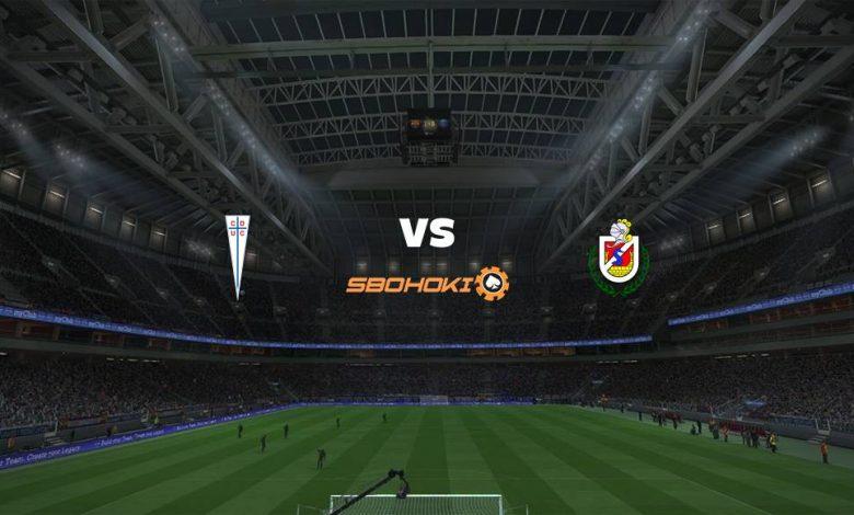 Live Streaming  Universidad Católica vs La Serena 8 Agustus 2021 1