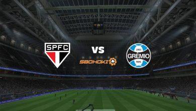 Photo of Live Streaming  São Paulo vs Grêmio 15 Agustus 2021