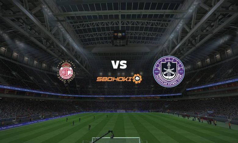 Live Streaming  Toluca vs Mazatlán FC 17 Agustus 2021 1