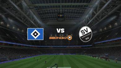 Photo of Live Streaming  Hamburg SV vs SV Sandhausen 11 September 2021