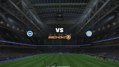 Photo of Live Streaming  Brighton and Hove Albion vs Leicester City 19 September 2021