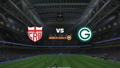 Photo of Live Streaming  CRB vs Goiás 12 September 2021