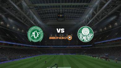 Photo of Live Streaming  Chapecoense vs Palmeiras 18 September 2021