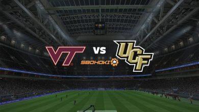 Photo of Live Streaming  Virginia Tech vs UCF 3 September 2021
