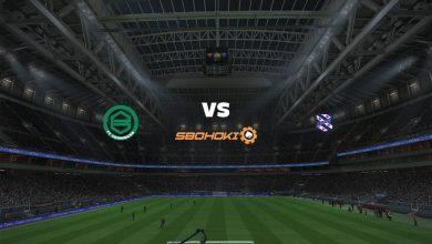 Photo of Live Streaming  FC Groningen vs Heerenveen 12 September 2021