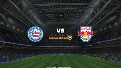 Photo of Live Streaming  Bahia vs Red Bull Bragantino 19 September 2021