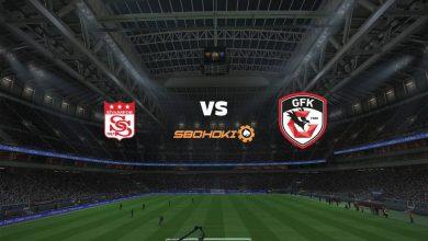 Photo of Live Streaming  Sivasspor vs Gazisehir Gaziantep 18 September 2021