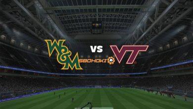 Photo of Live Streaming  William & Mary vs Virginia Tech 21 September 2021