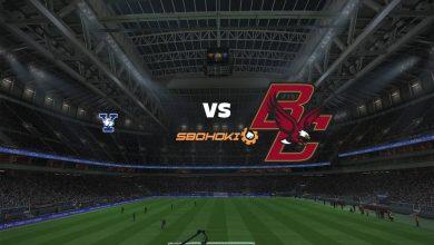 Photo of Live Streaming  Yale vs Boston College 21 September 2021