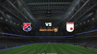 Photo of Live Streaming  Independiente Medellín vs Independiente Santa Fe 5 September 2021