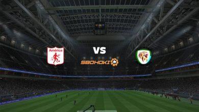 Photo of Live Streaming  América de Cali vs Jaguares de Córdoba 18 September 2021
