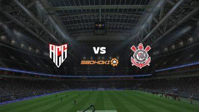 Photo of Live Streaming  Atlético-GO vs Corinthians 12 September 2021