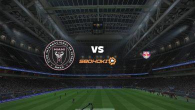 Photo of Live Streaming  Inter Miami CF vs New York Red Bulls 17 September 2021