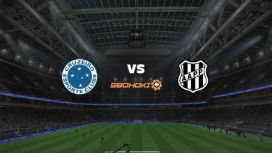 Photo of Live Streaming  Cruzeiro vs Ponte Preta 7 September 2021