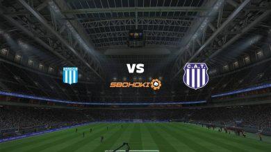 Photo of Live Streaming  Racing Club vs Talleres (Córdoba) 18 September 2021