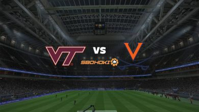 Photo of Live Streaming  Virginia Tech vs Virginia 17 September 2021