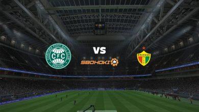 Photo of Live Streaming  Coritiba vs Brusque 7 September 2021