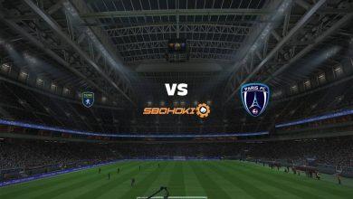 Photo of Live Streaming  Sochaux vs Paris FC 18 September 2021