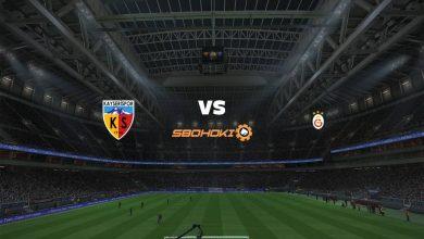 Photo of Live Streaming  Kayserispor vs Galatasaray 22 September 2021