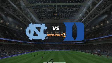 Photo of Live Streaming  North Carolina vs Duke 19 September 2021