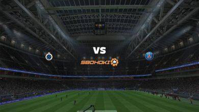 Photo of Live Streaming  Club Brugge vs Paris Saint-Germain 15 September 2021